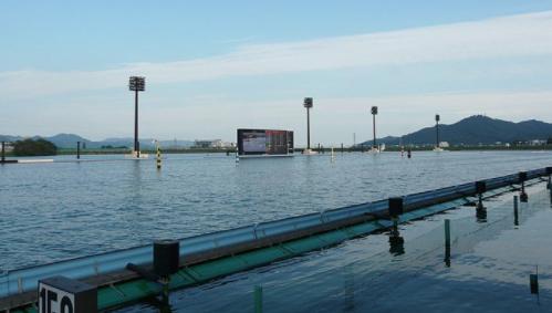 ボートレース桐生 競艇場