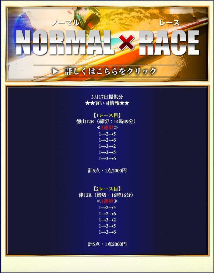 NORMAL×RACE V-MAX(ブイマックス)