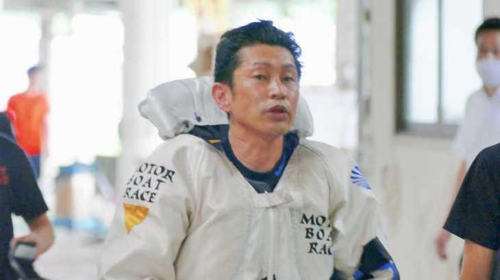 吉川元浩 嵐舟ボートレース