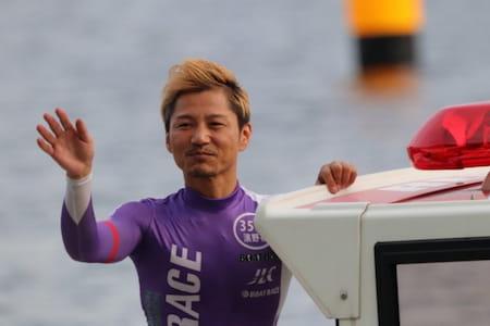 浜野谷憲吾 競艇選手