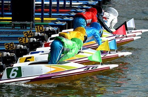 競艇のスタート待機画像||競艇予想サイト 口コミ 評価 評判 検証 当たる 当たらない