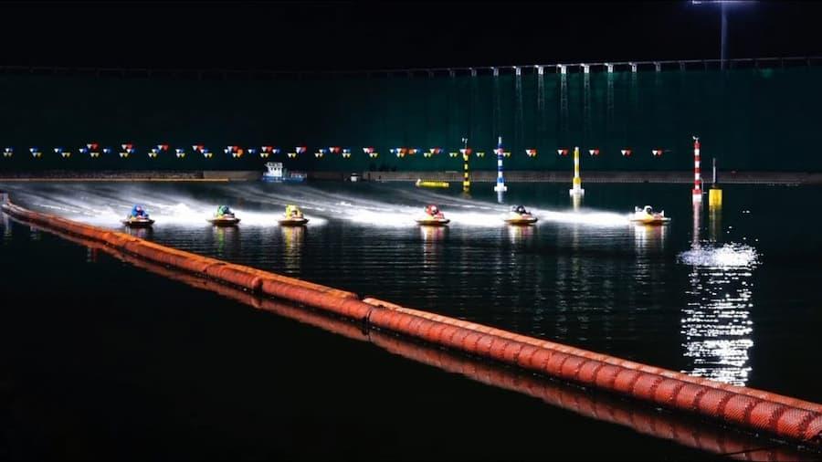 ナイターレースの画像||競艇予想サイト 口コミ 評価 評判 検証 当たる 当たらない