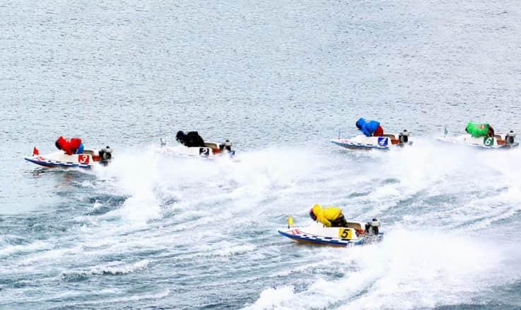 競艇の荒れてるレースの画像  競艇予想サイト 口コミ 評価 評判 検証 当たる 当たらない