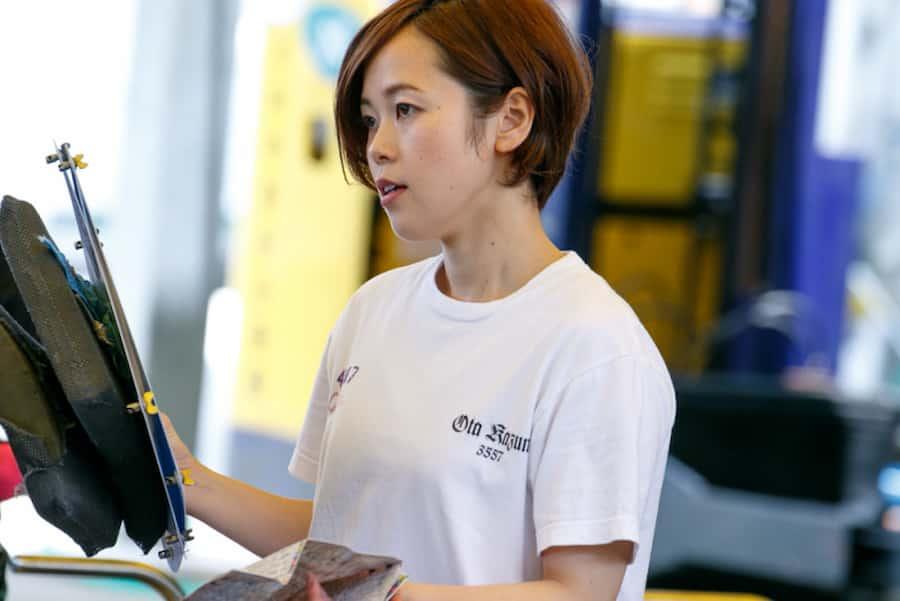 平山智加選手の写真  競艇予想サイト 口コミ 評価 評判 検証 当たる 当たらない