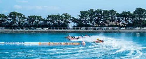 競艇のレースの画像||競艇予想サイト 口コミ 評価 評判 検証 当たる 当たらない